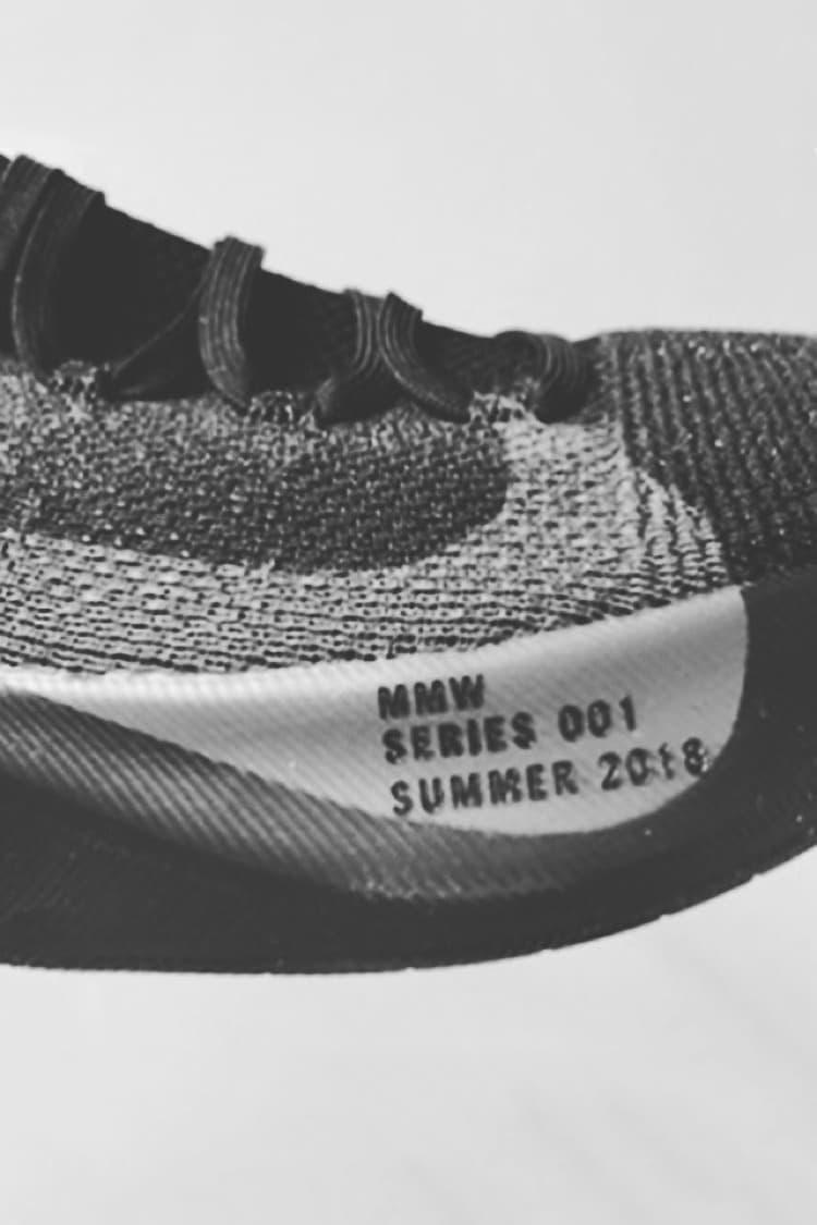 Matthew M Williams x Nike Vapor Street Flyknit Alyx Release Details Training Capsule 001 MMW First Look Sneaker Footwear Trainer