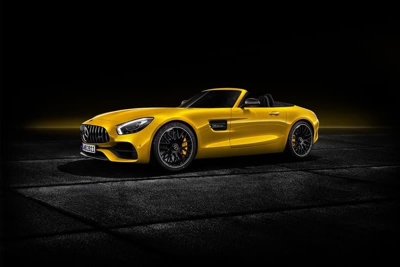 Mercedes AMG GT S Roadster Sports Car German Engineering SLS Benz Cars Sports Car Turbo