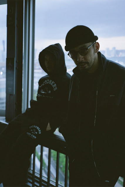 OVO Mighty Crown Collaboration Lookbook October's very own Drake Drizzy