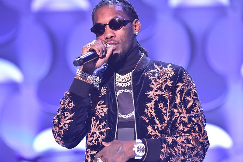 Migos Offset Hospitalized Car Crash