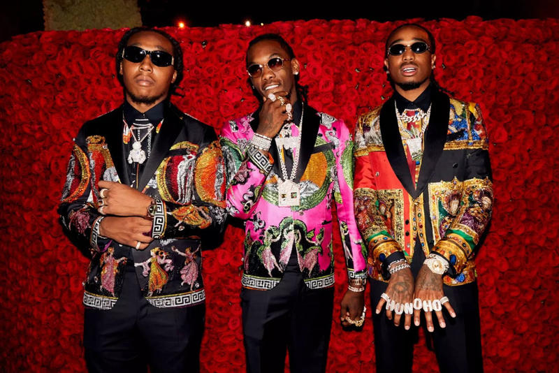 Migos The Rap of China Star Producers