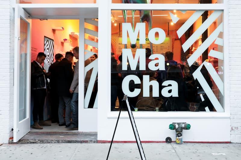 momacha moma trademark violation lawsuit court case legal battle museum cafe shop matcha