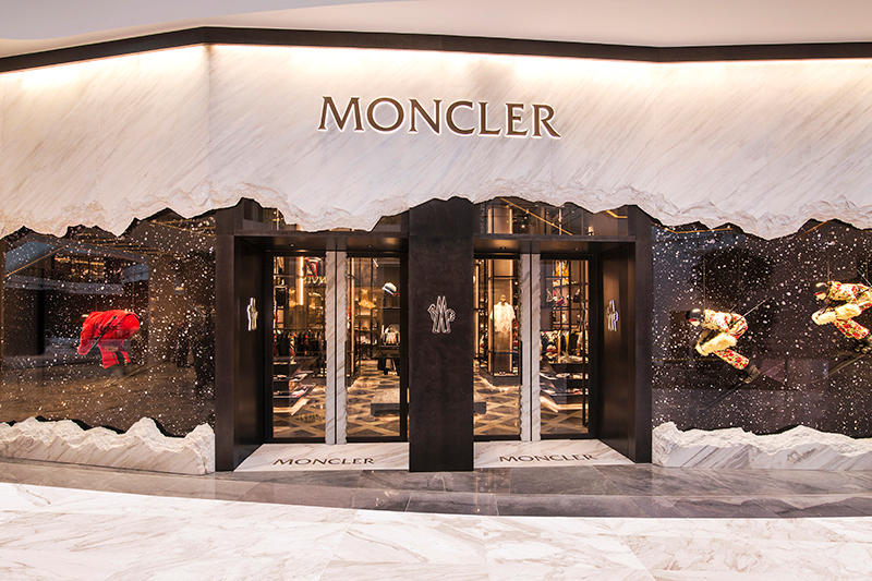 Moncler Gets Revenue Boost China and Hong Kong Luxury Outerwear