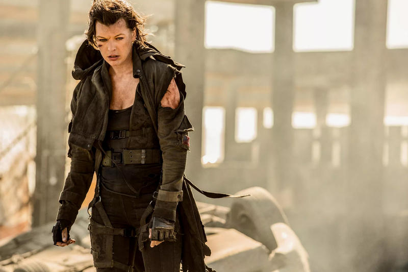 Live Action Monster Hunter Film Resident Evil Milla Jovovich Paul WS Anderson