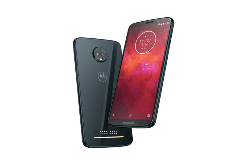 Moto Z3 Play Official Images Surfaced Leak Motorola Affordable Phone Samsung LG iPhone X Apple