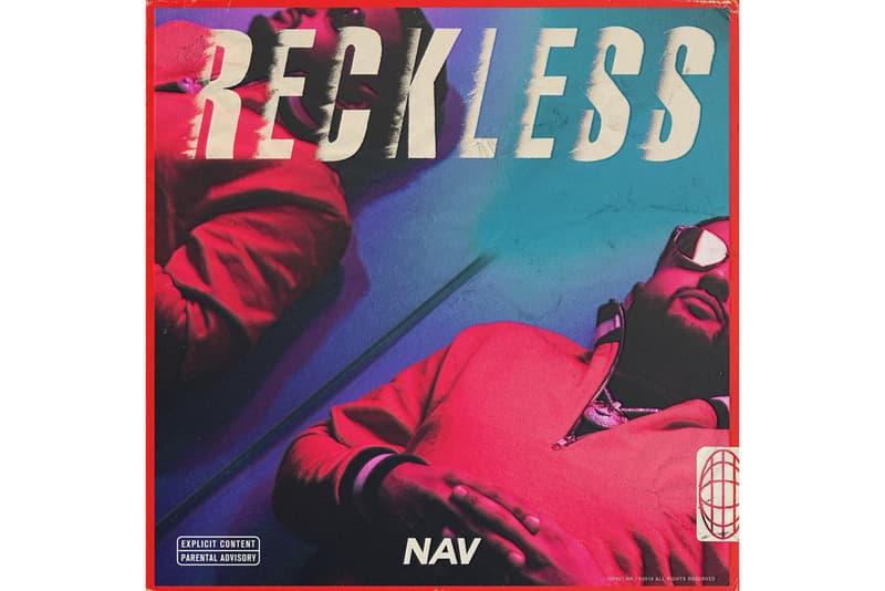 Stream Nav Debut Album Reckless Travis Scott Lil Uzi Vert Quavo