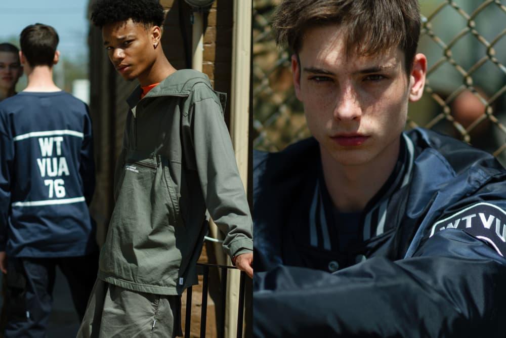 HAVEN NEIGHBORHOOD WTAPS converse hender scheme Spring Summer 2018 Editorial release info shirts jackets sweaters