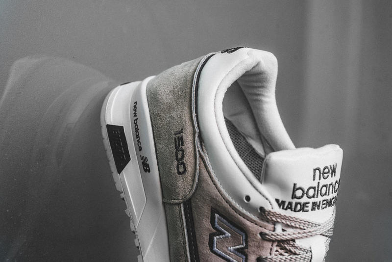 New Balance 1500 Caviar Vodka cream white grey 2018 june footwear