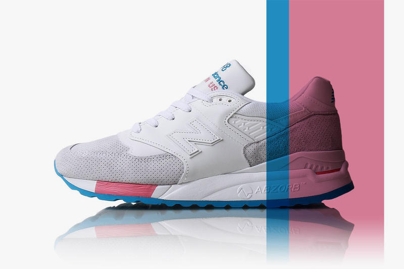 New Balance M998WEA Made in USA may 2018 release date info drop premier cotton candy