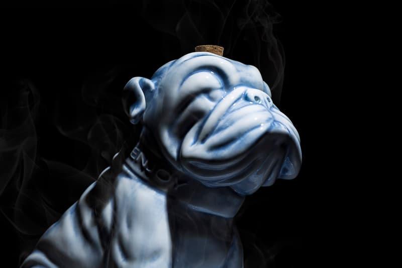 YEENJOY Studio Incense Chamber Stormtrooper English Bulldog Set hbx purchase available now