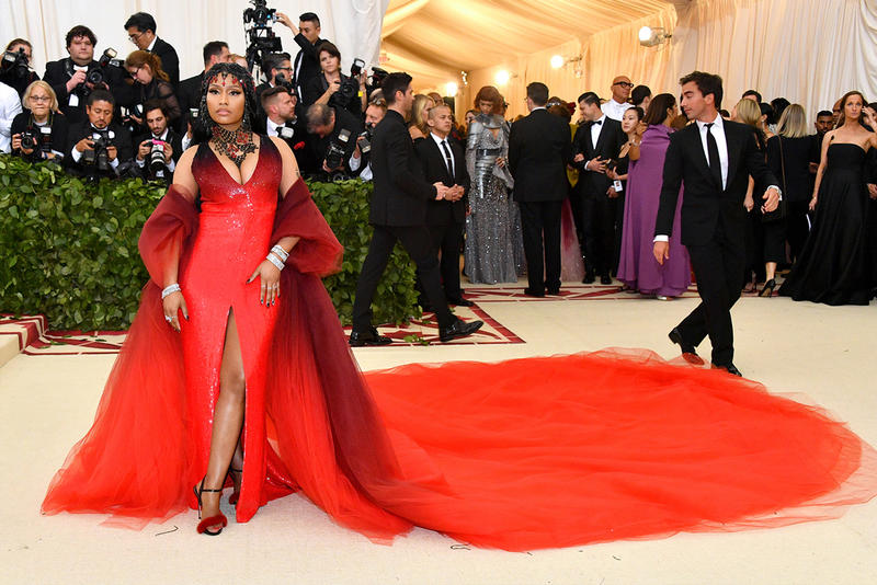 Nicki Minaj Album Title Queen Release Date Met Gala