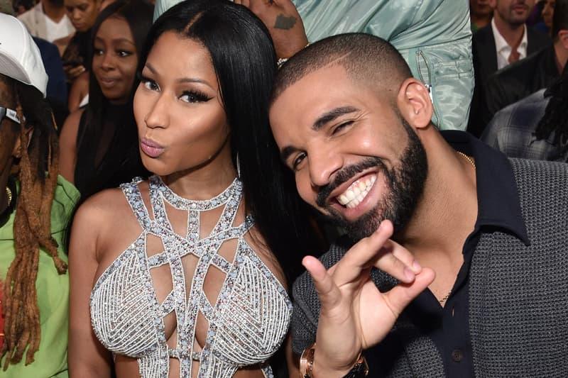 Nicki Minaj Drake Pusha T Beef