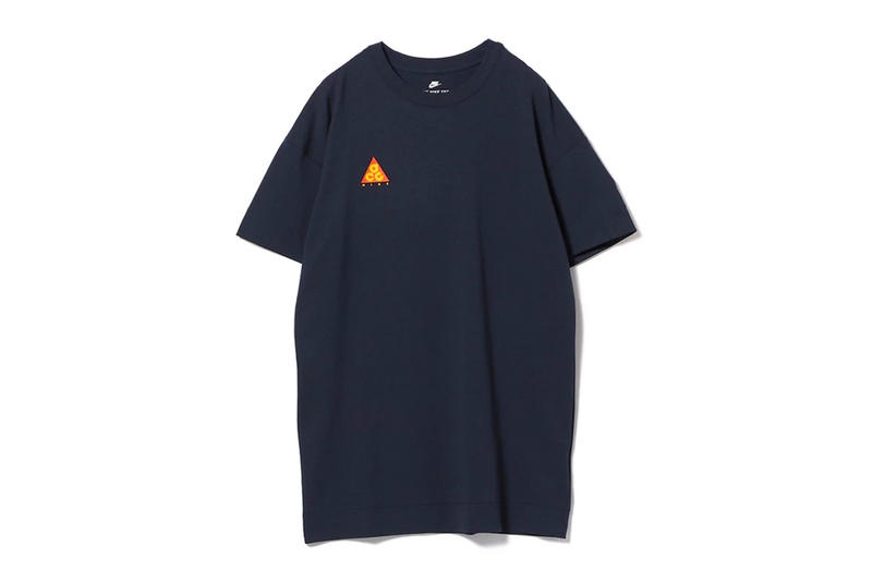 Nike ACG Spring Summer 2018 black t-shirt