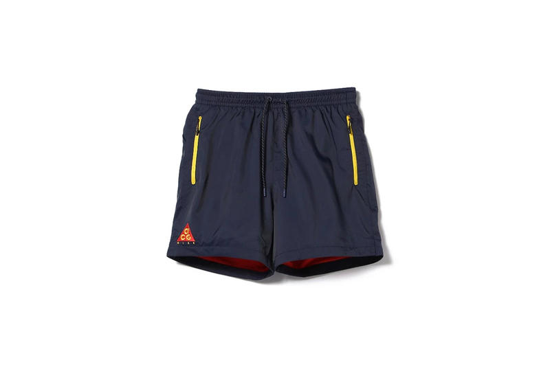 Nike ACG Spring Summer 2018 black shorts
