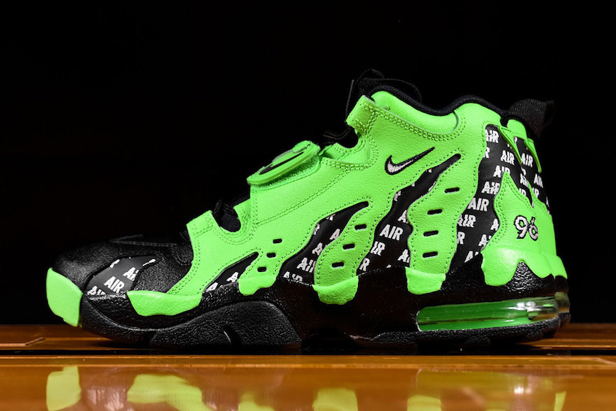 Nike Air Diamond Turf Max '96 in \