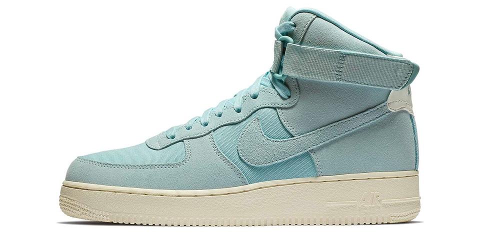 pas cher pour réduction c3c60 98600 Nike Air Force 1 High Tonal Suede Colorways | HYPEBEAST