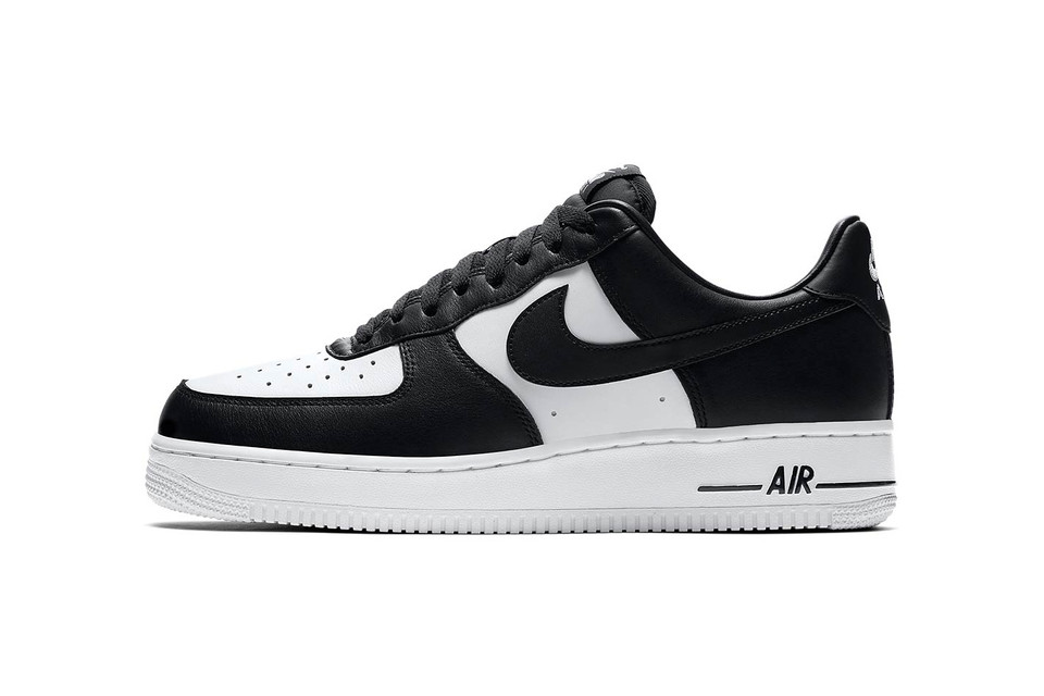 bf1d6f5eafdc Nike Dresses Up the Low-Top Air Force 1