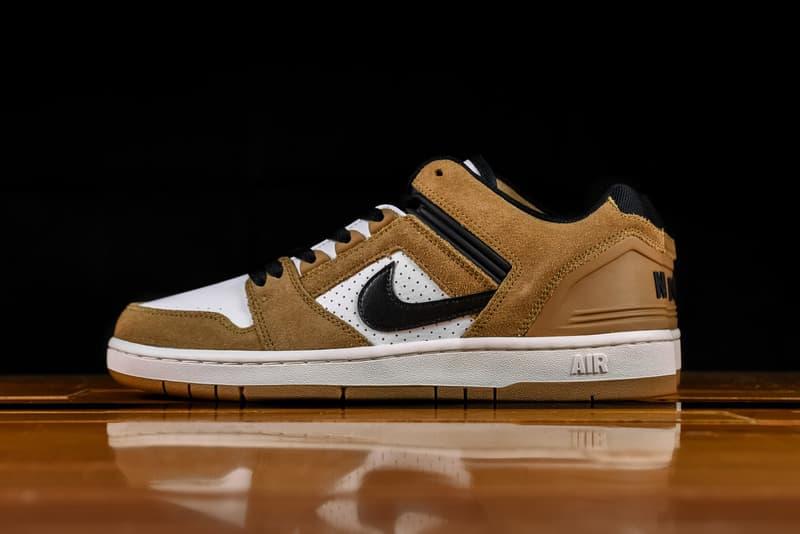 Nike Air Force 2 Brown Suede black white 2018 nike sb nike sportswear