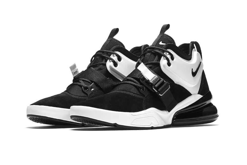 Nike Air Force 270 Black/White
