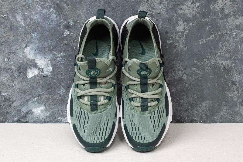 promo code fcab3 cf2b1 Nike Introduces the Air Huarache Drift Breathe sand clay green purchase  release price sneaker