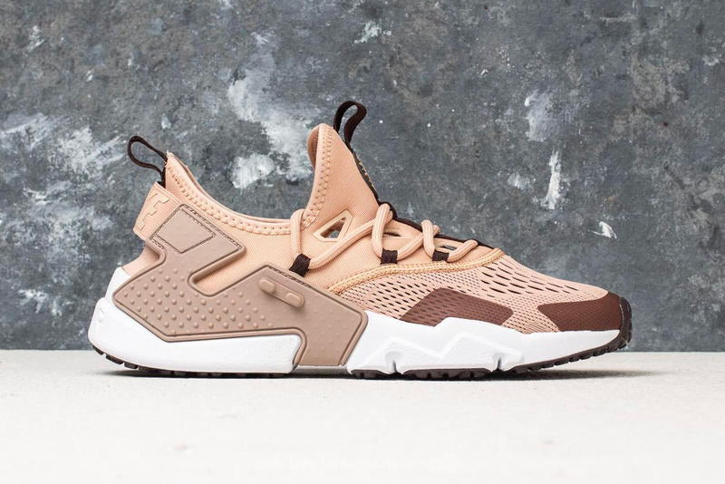 promo code db099 32517 Nike Introduces the Air Huarache Drift Breathe sand clay green purchase  release price sneaker