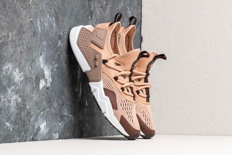 7a9e321ef386 Nike Introduces the Air Huarache Drift Breathe sand clay green purchase  release price sneaker