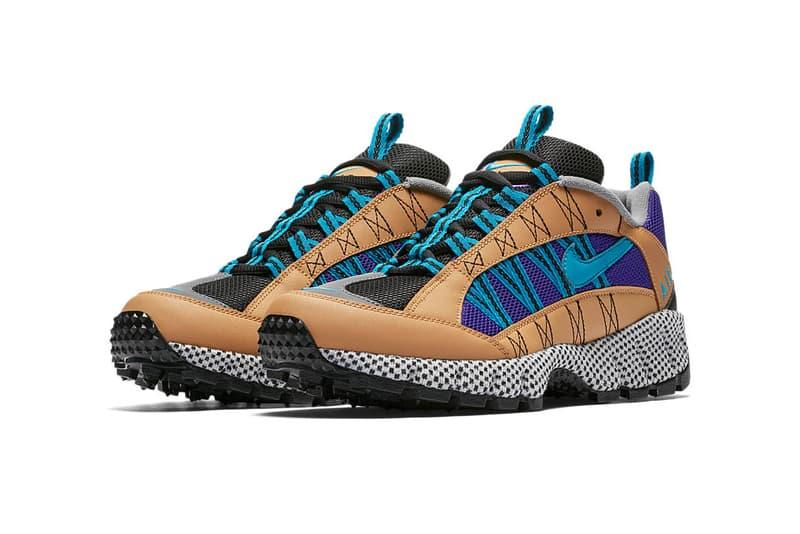 Nike Air Humara elemental gold neo turquoise nike sportswear 2018 may footwear