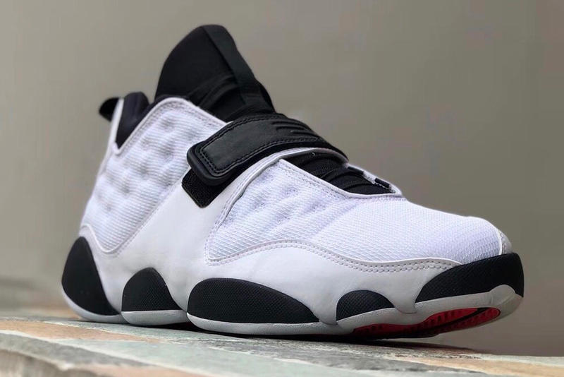 Air Jordan 13 Tinker Hatfield First Look Brand Black White sneaker release date leak purchase price