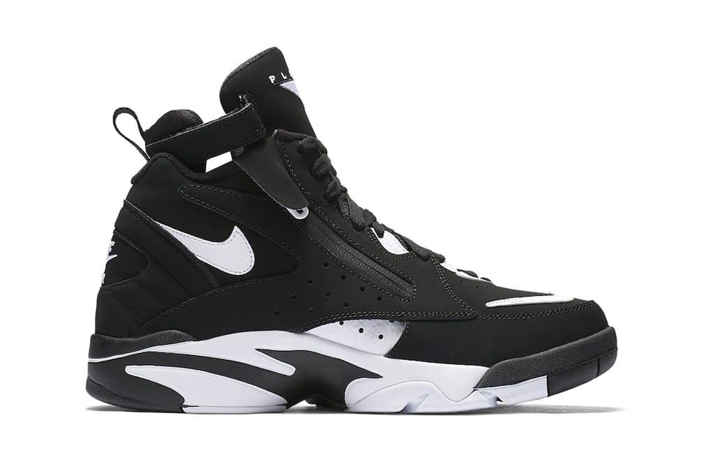 Nike Air Maestro II LTD Black White