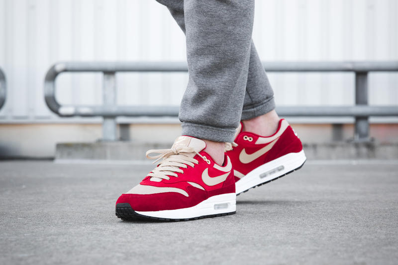 check out 8336b 779f4 nike air max 1 curry pack on foot sneakers footwear shoes kicks swoosh