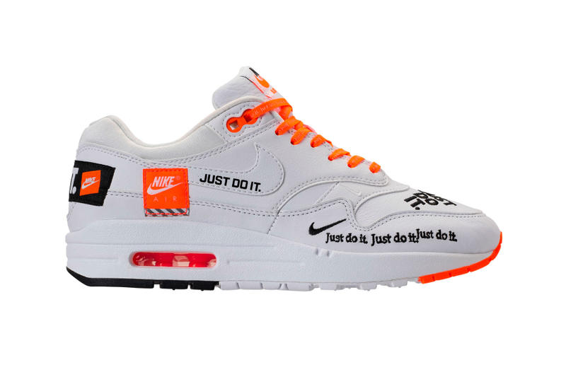 Nike Air Max 1 Just Do It Release Hypebeast