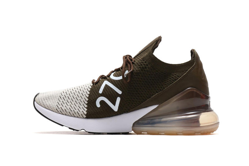 Nike Air Max 270 Brown light bone release info sneakers footwear d2714f590