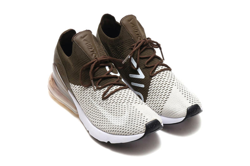 Nike Air Max 270 Brown light bone release info sneakers footwear