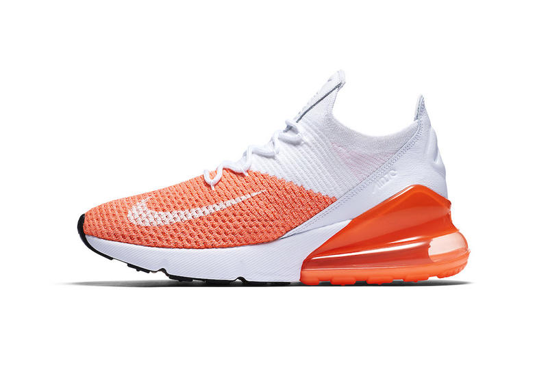 Nike Air Max 270 Flyknit Crimson Pulse may 15 2018 release date info drop sneakers shoes footwear