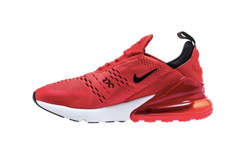 Nike Air Max 270 Habanero Red Release Info Drops Date June Sneakers Runners
