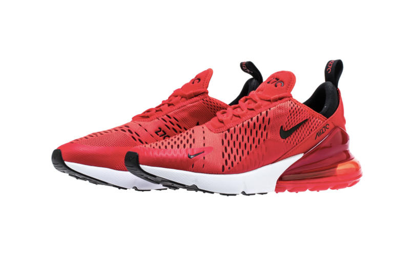 f820b8b4456 Nike Air Max 270 Habanero Red Release Info Drops Date June Sneakers Runners