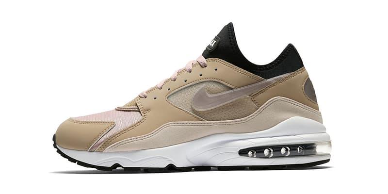 Nike Air Max 93 Sepia Stone may june 2018 release date info drop sneakers shoes footwear
