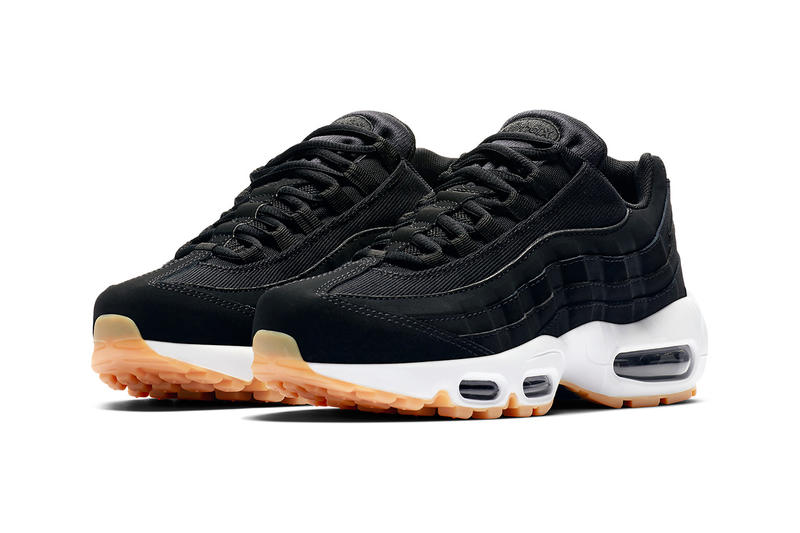 Nike Air Max 95 Classic Black Gum Sole Release