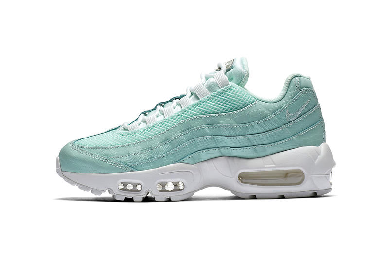 Nike Air Max 95 Igloo Snakeskin spring 2018 release date info drop sneakers shoes footwear 917962 600
