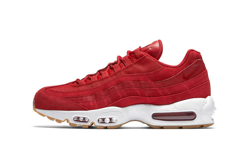 d3ca2e09b9a Nike Air Max 95 Sail Gym Red nike sportswear 2018 footwear