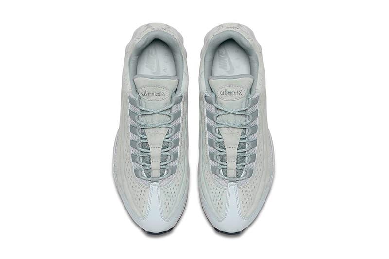 Nike Air Max 95 Ultra Premium BR Release White Brown Khaki Grey