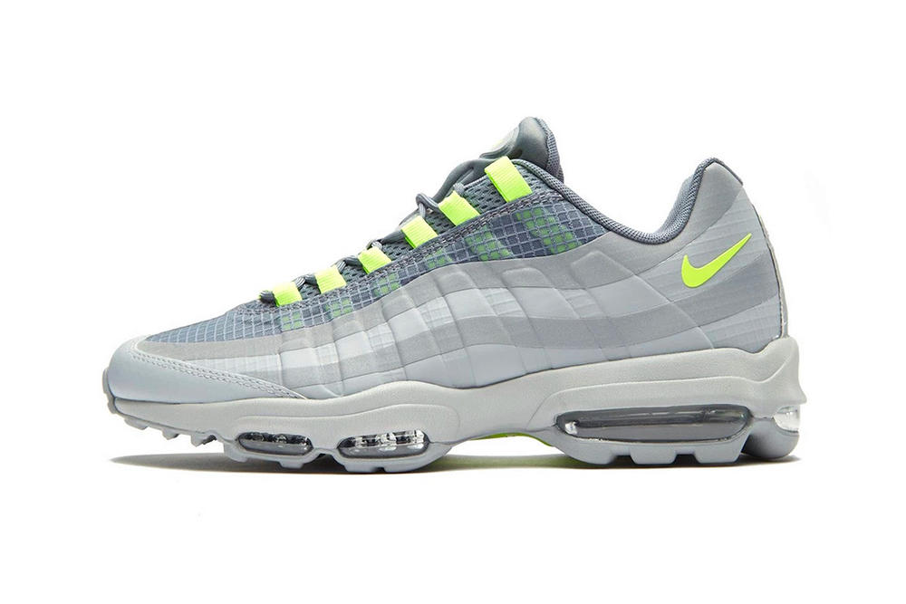 Nike Air Max 95 Ultra SE New Colorways May 2018 release date purchase price white blue grey neon yellow black orange