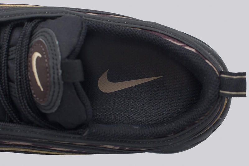 Nike's Air Max 97 Tiger Camo black brown Release info sneakers footwear