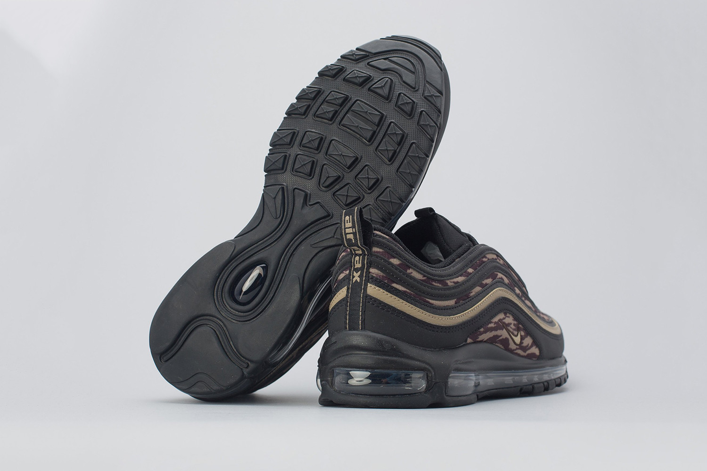 "Nike's Air Max 97 ""Tiger Camo"" Release"
