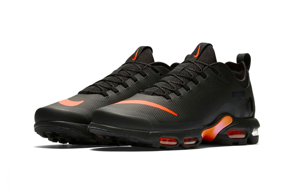 Nike Air Max Plus Tn SE Black Orange release date price purchase first look 2018 sneaker
