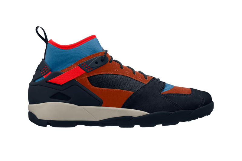 Nike ACG Air Revaderchi 2018 Release colorways sneakers trail runner classic archive