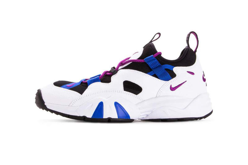 6ba73425bc94 Nike Air Scream LWP OG Air Flight Huarache white bold berry lyon blue black  white may