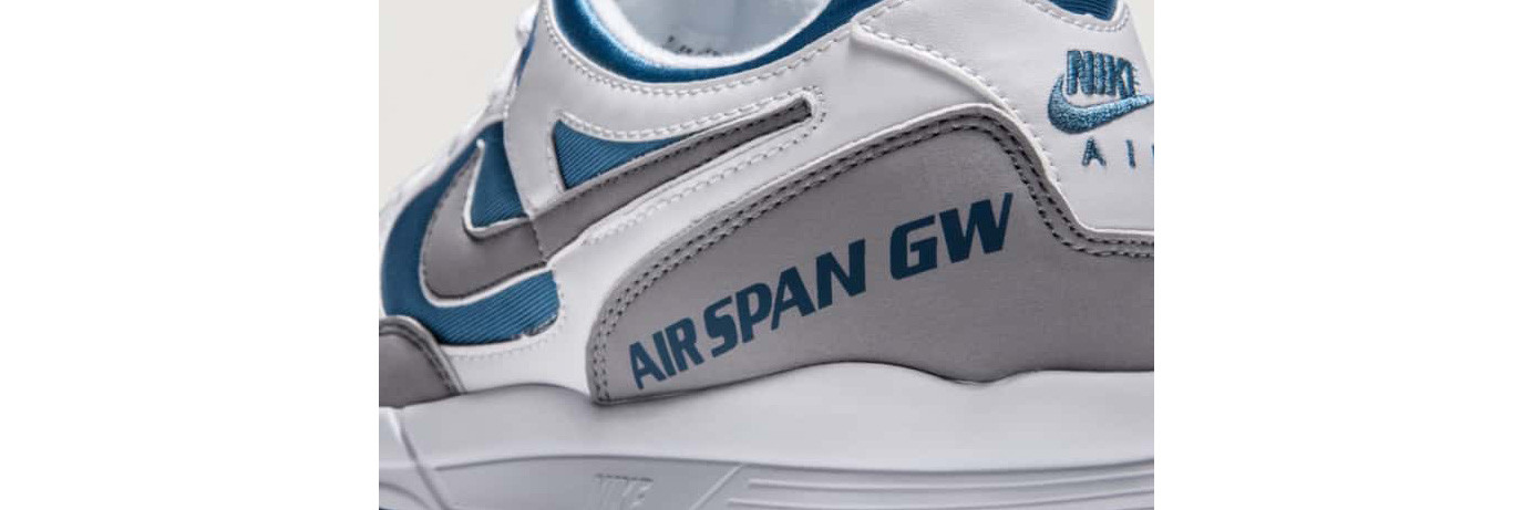 Nike Air Span Gary Warnett honor 40 pairs limited edition gw 2018 birthday anniversary sneaker release drop commeorative silhouette exclusive