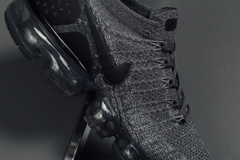 Nike Air VaporMax 2 Dark Grey Black Wolf nike sportswear footwear 2018