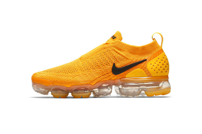 d83f94dd0a3aab Nike Air VaporMax Moc 2 University Gold University Red Release Date Info  Drops Runners May 11
